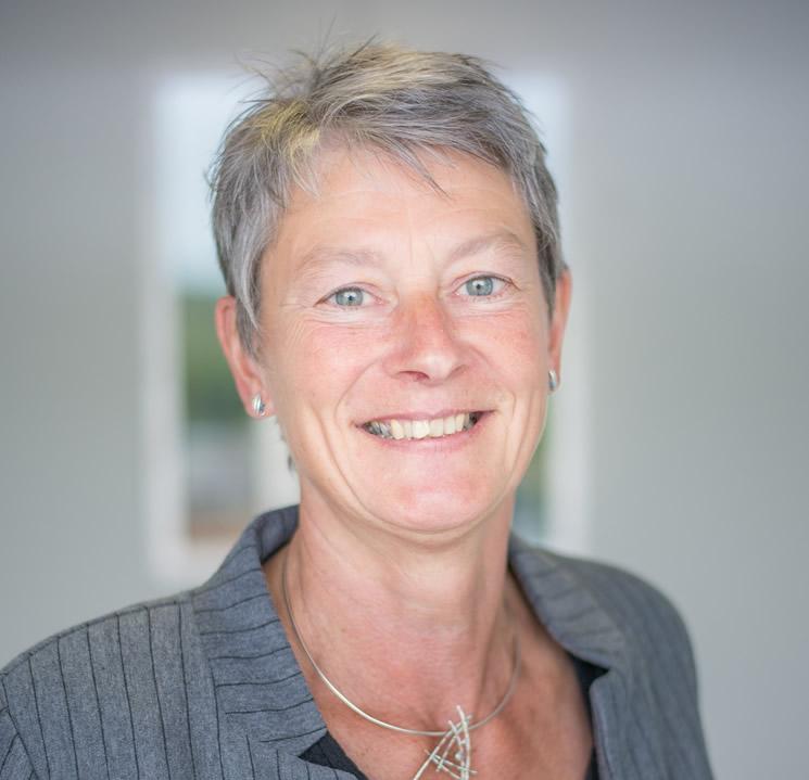 Professor Bridget Daniel